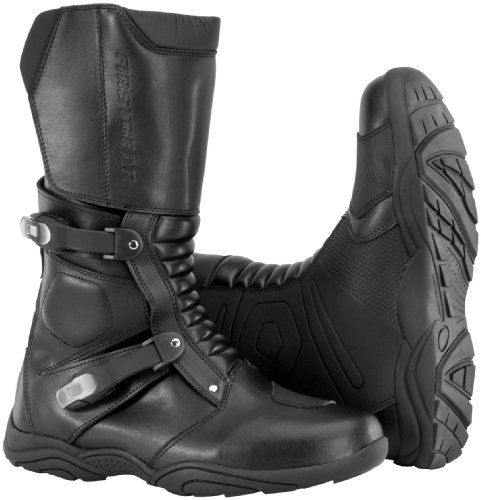 Boots, Waterproof motorcycle boots
