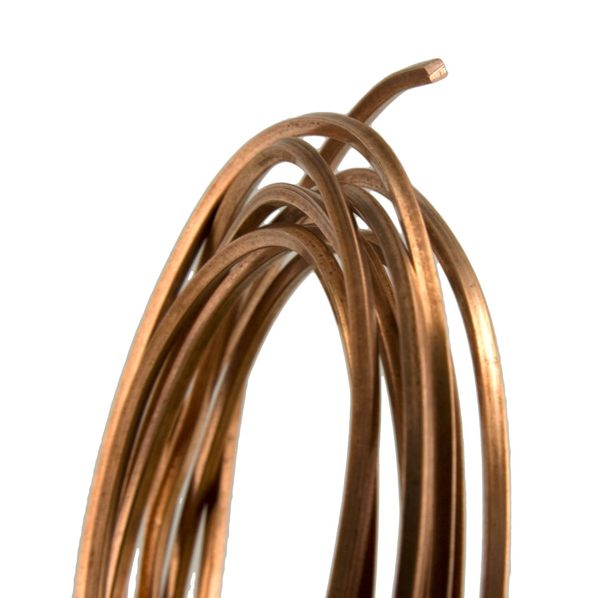 18 Gauge Square Half Hard Copper Wire $24.07 | Craft Supplies ...