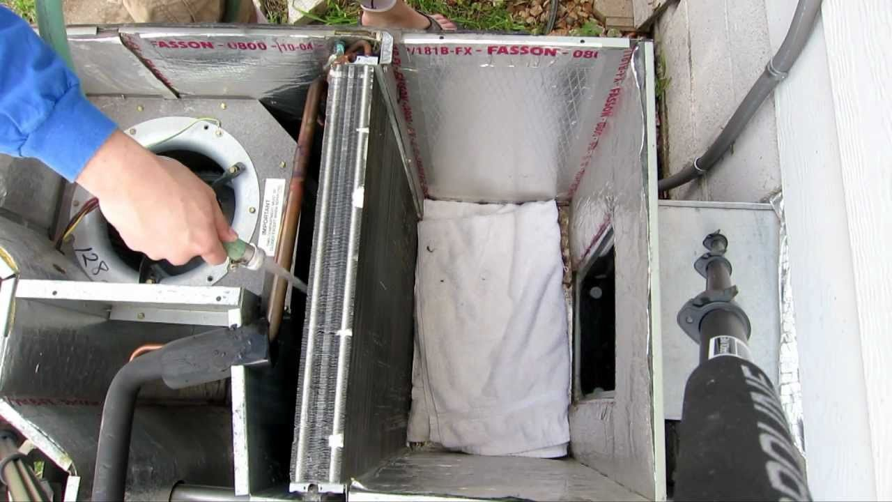 Evaporator Coil Starts Leaking Air conditioner, Coil