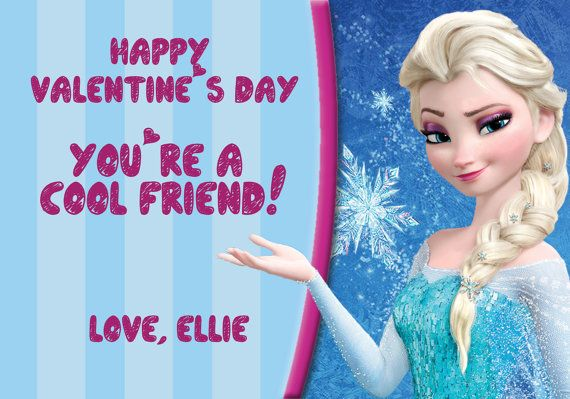 Hey, I found this really awesome Etsy listing at https://www.etsy.com/listing/177511584/frozen-valentines-day-card-personalized