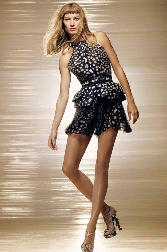 Giselle Bundchen for Dior