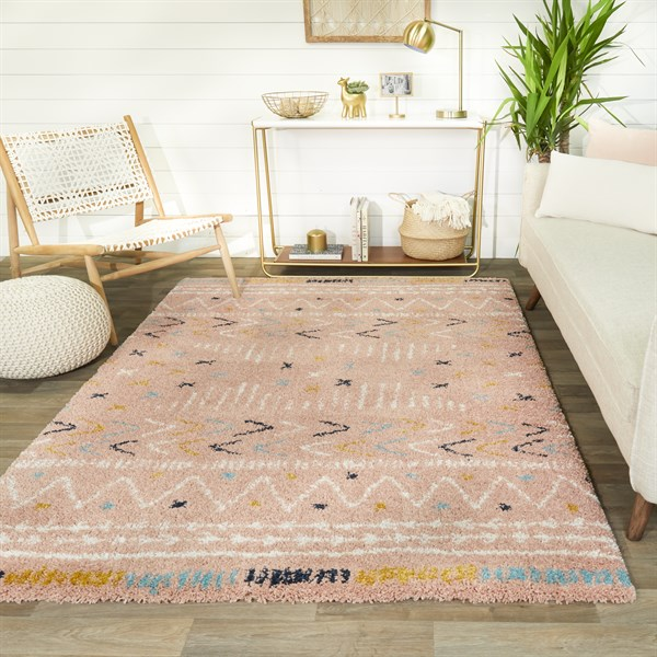 Kindred Abode Eloa Carnaval Rugs | Rugs Direct