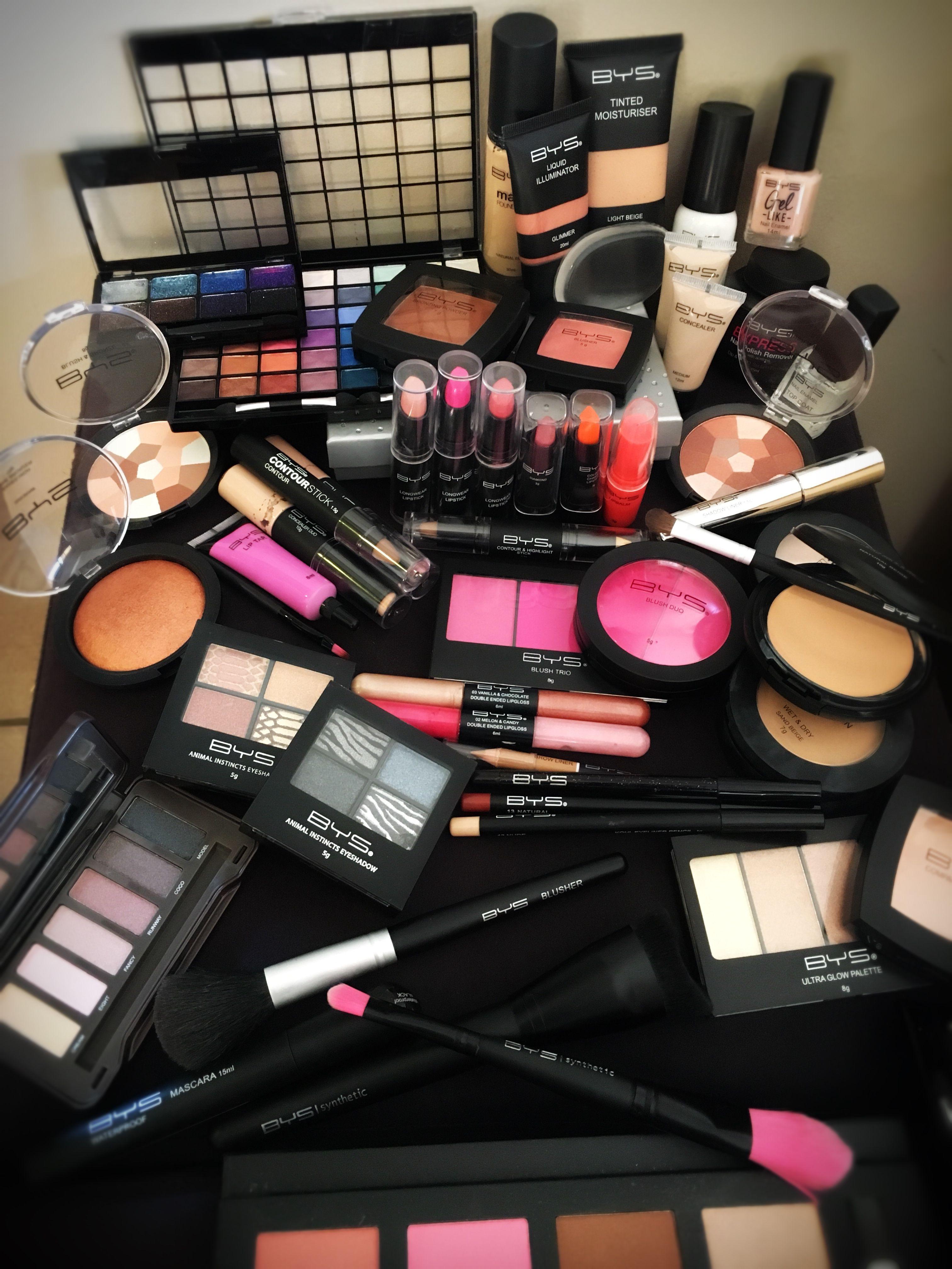 Pin en BYS cosmetics SA
