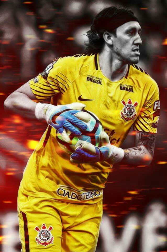 Cássio Cassio Corinthians Futebol Corinthians E Esporte
