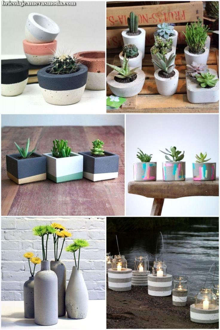 24 Ideas en cemento