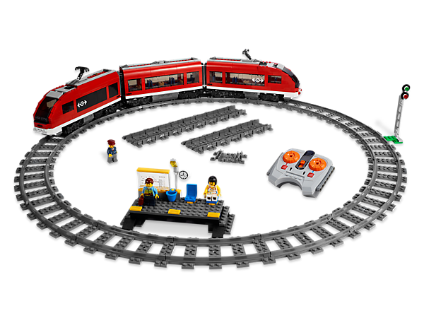 Passenger Train Lego Shop Lego City Lego City Train Lego Trains