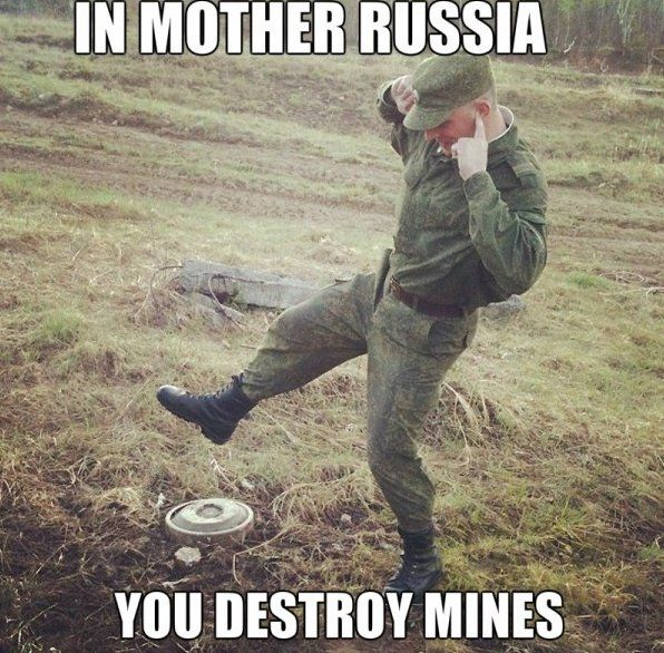 MEME - Thug Life In Russia - www funny-pictures-blog com