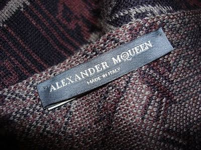 wholesale dealer 98d7b 0a6a0 Alexander McQueen    haus    Clothing labels, Clothing tags ...
