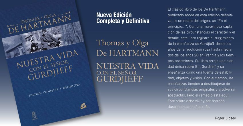 GURDJIEFF LIBROS PDF DOWNLOAD