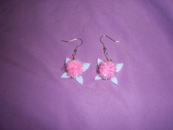 Zelda Fairy Earrings by Silurian on Etsy
