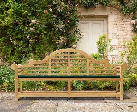 Lutyens Teak Bench 2 25m Benches