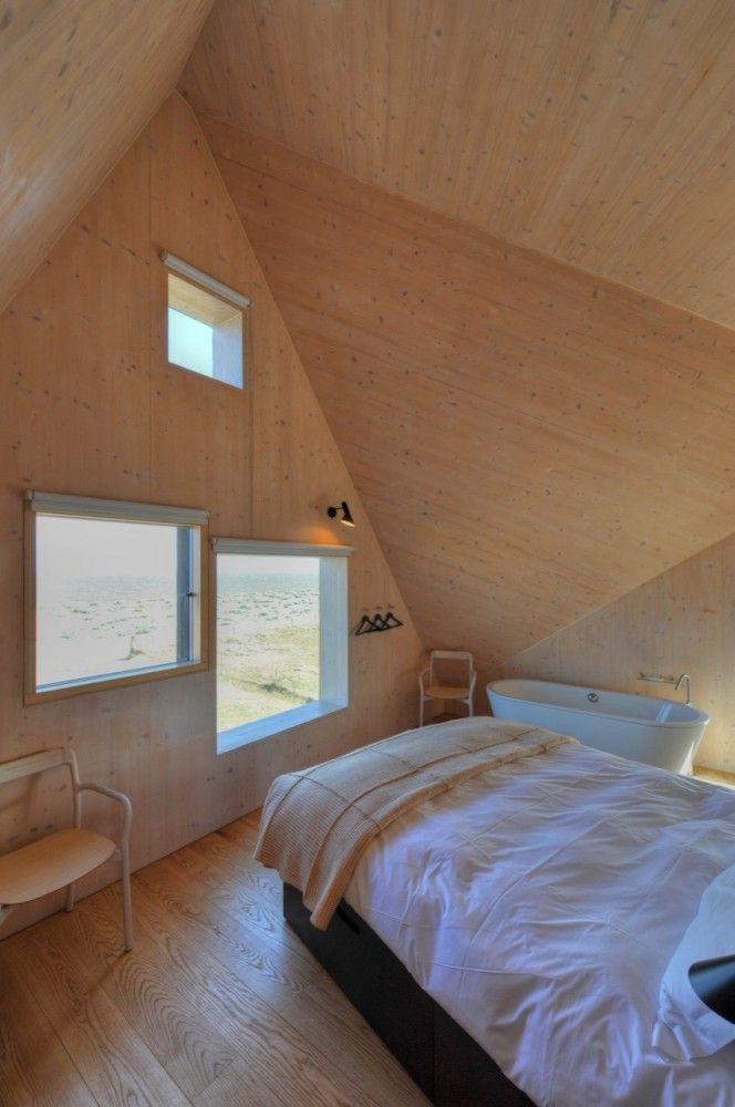 Dune House / JVA (avec images) Maison flottante, Idées