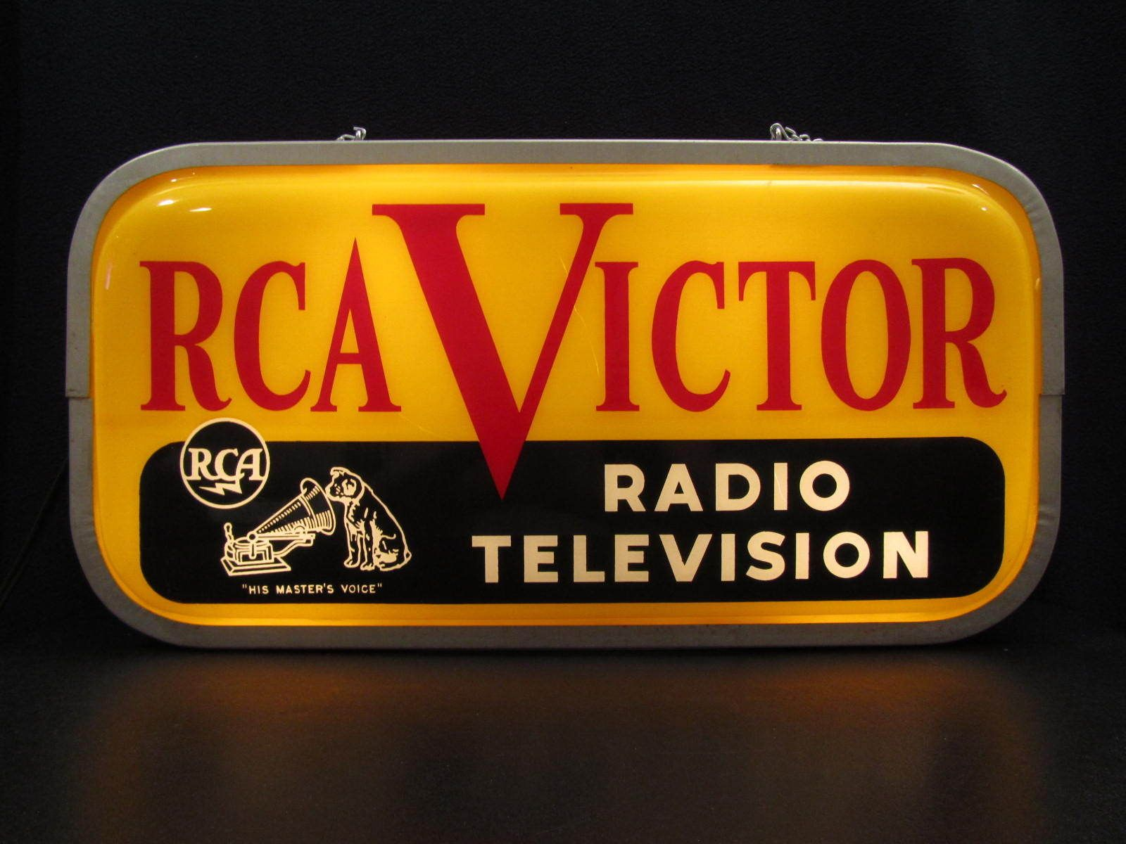 Was Rca nipper vintage advertising history amusing