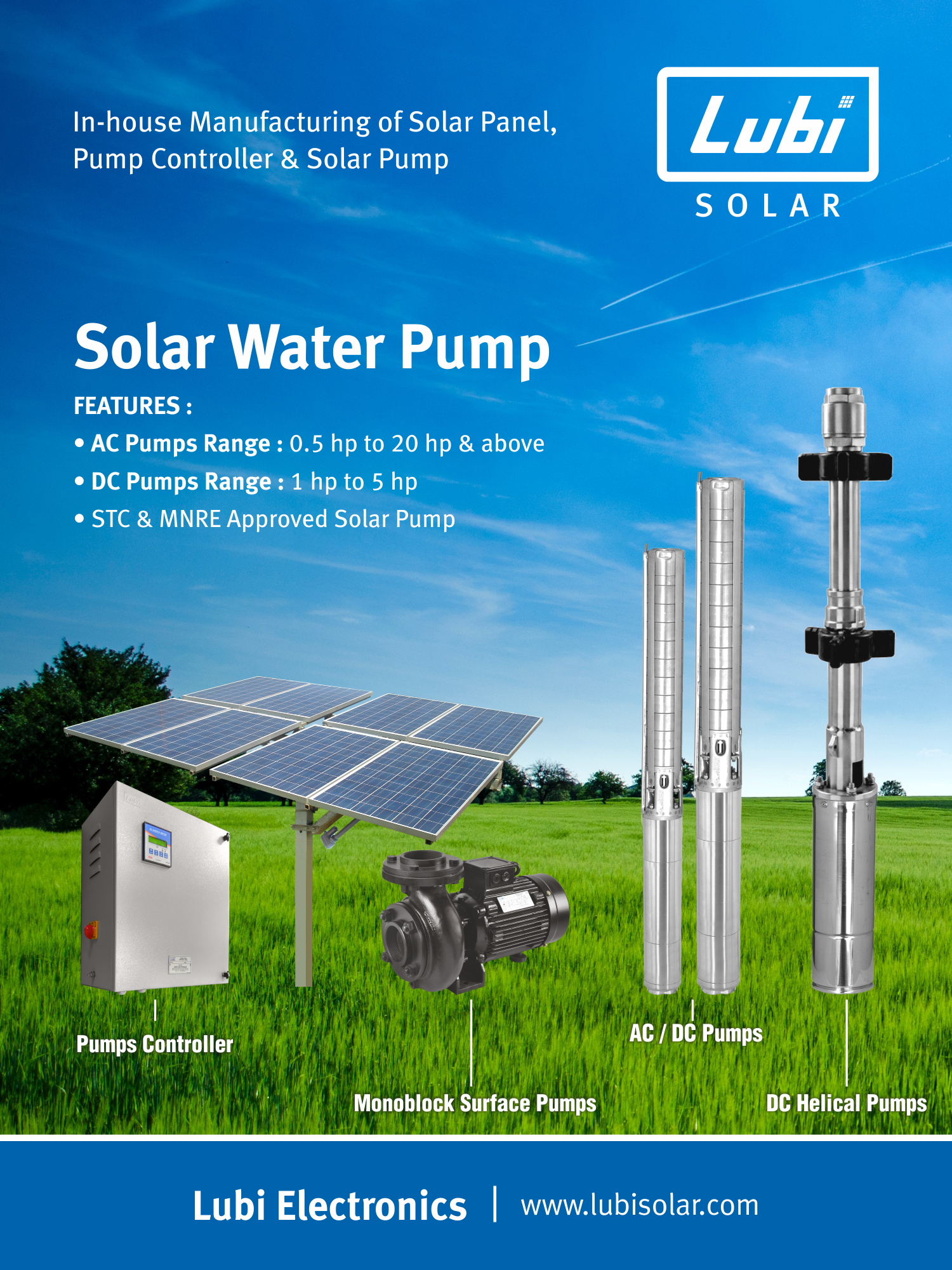 Solar Pump Solar Solar Panels Solar Water Pump