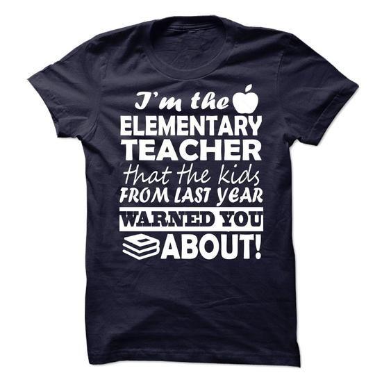 Elementary Teacher - #boyfriend gift #gift bags. BEST BUY => https://www.sunfrog.com/LifeStyle/Elementary-Teacher-62962825-Guys.html?68278