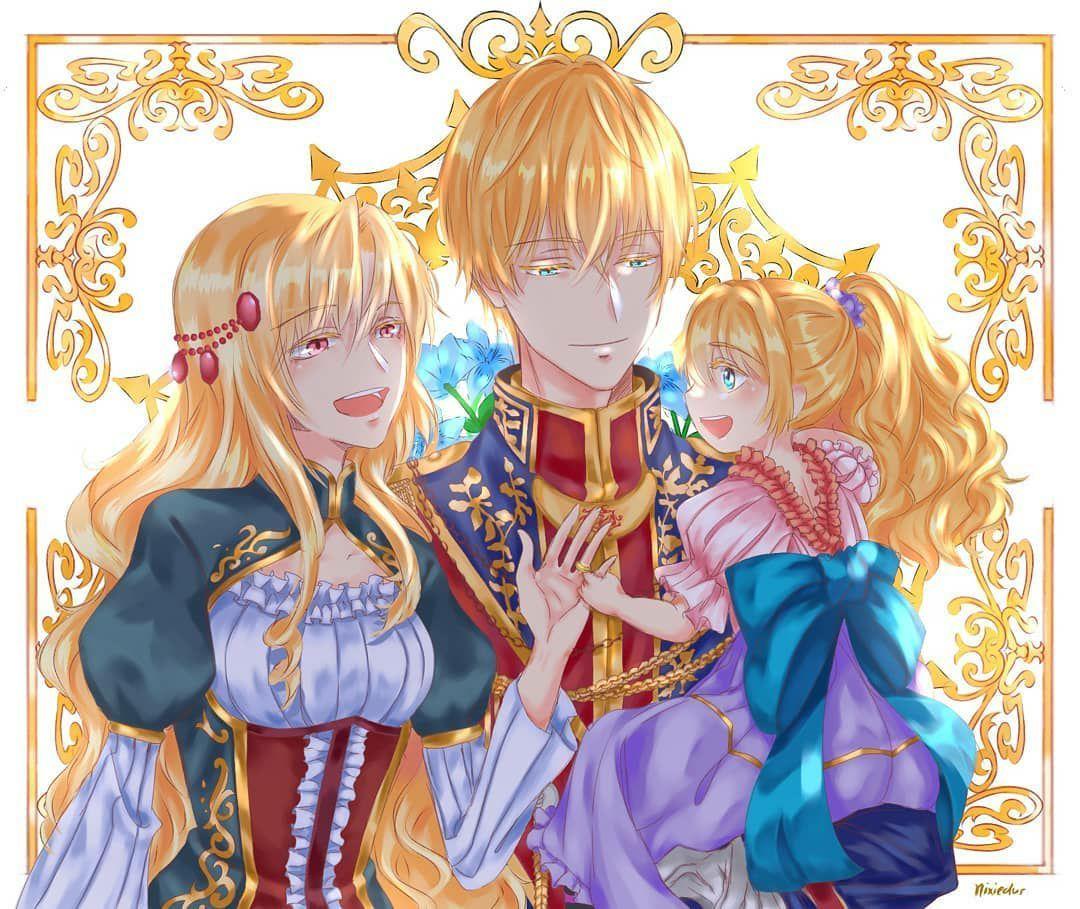 Athanasia:a princess with her magical power [Hiatus]
