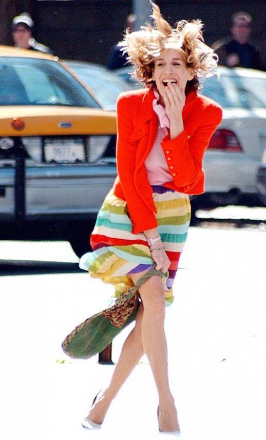 How To Dress Like Carrie Bradshaw Now