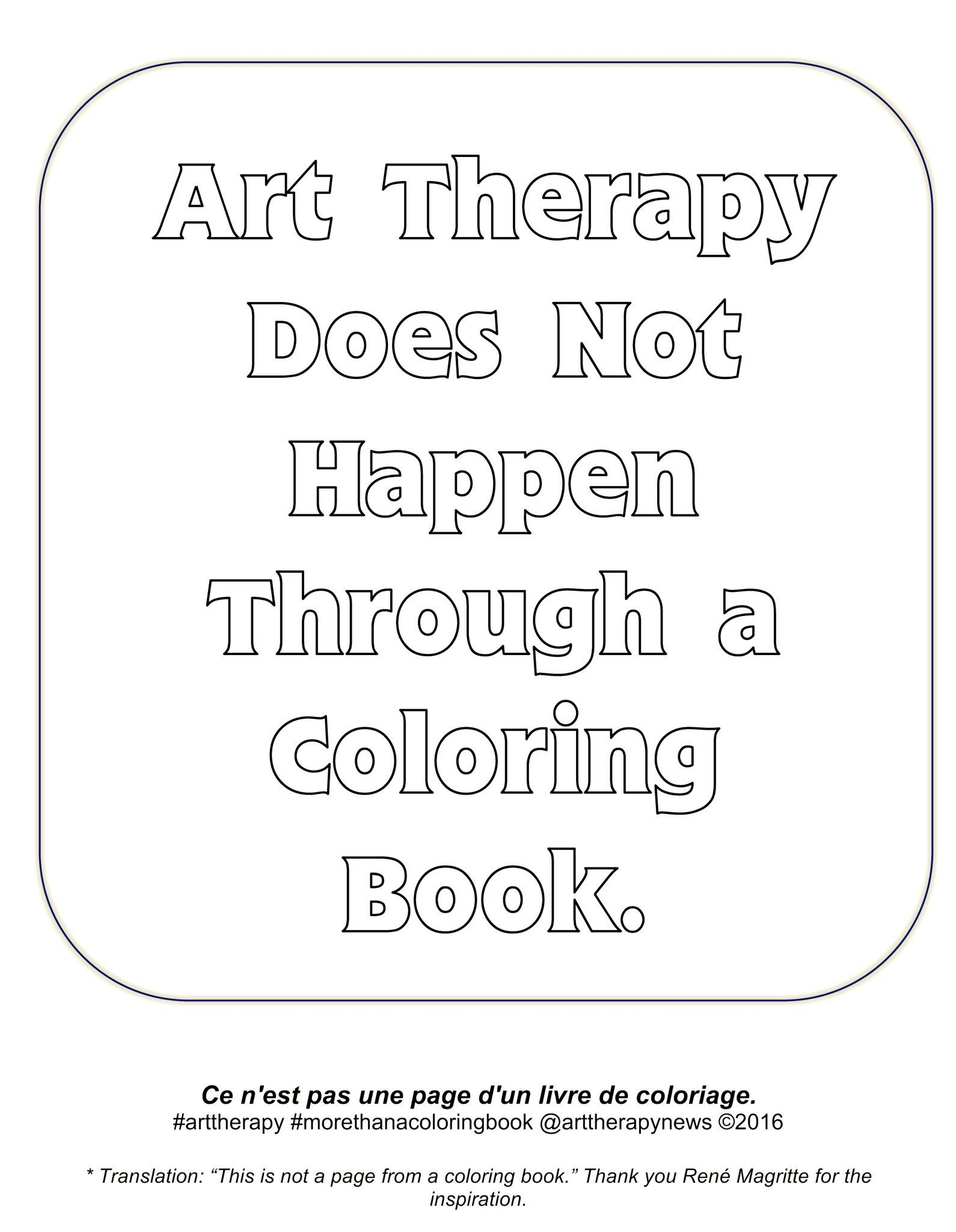 cognitive behavioral therapy coloring pages - photo#31