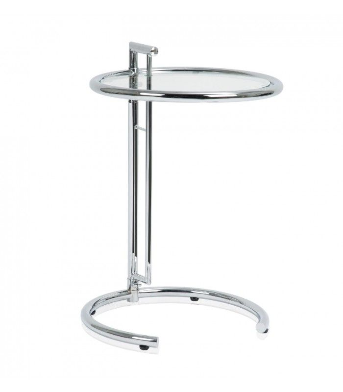 Table Basse Ronde Style Industriel R 233 Glable Flexo