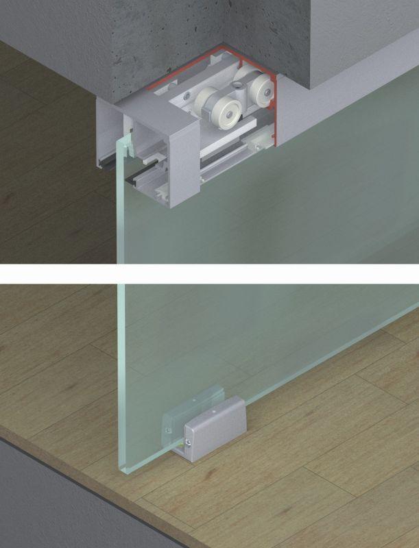 Hafele 941 00 005 Sliding Door Hardware Sliding Glass Door Doors
