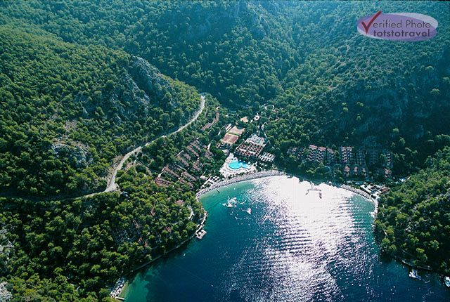 Stunning setting - Hillside Family Suite with Terrace - Fethiye - Turkey - Family Friendly Holidays https://totstotravel.co.uk/property/731/hillside-family-suite-with-terrace/