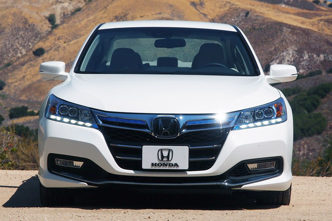 Model Honda Accord Plug In Hybrid Electric Vehicle Is Certified By The Epa To Spend Equivalent Price Fuel All Mode Making It One Of