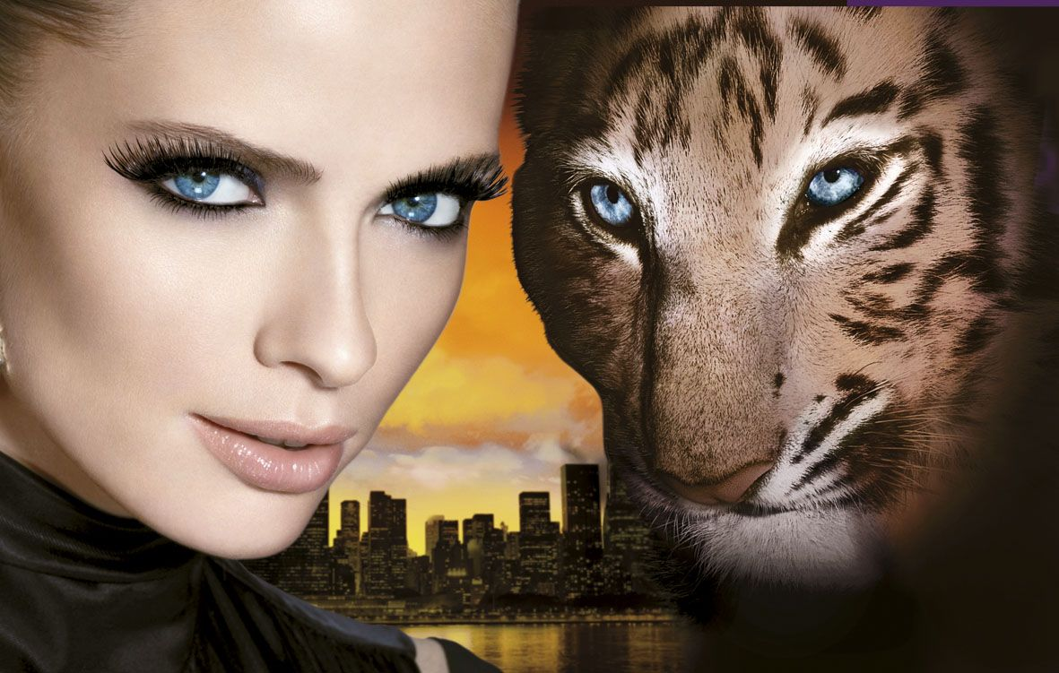 da0ffbd4335 Julia Stegner - für Maybelline Jade Colossal Cat Eyes Volum´ Express Mascara