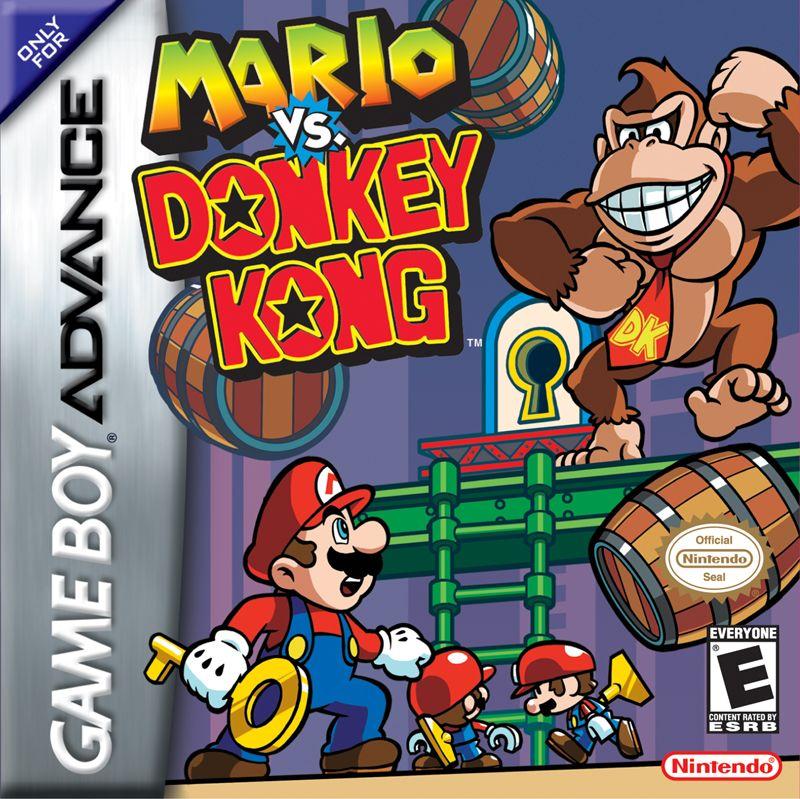 Mario Vs Donkey Kong Ign Donkey Kong Donkey Kong Games Nintendo Game Boy Advance