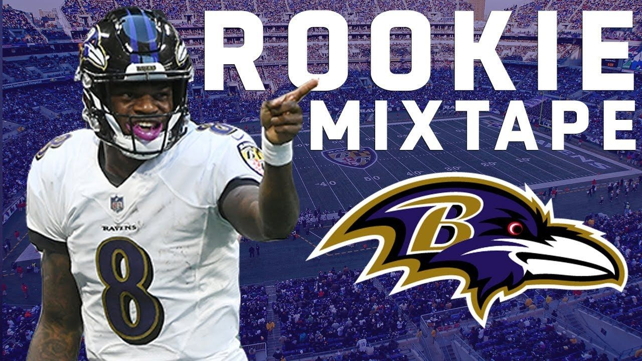 Lamar Jackson's Epic Rookie Mixtape From Backup to