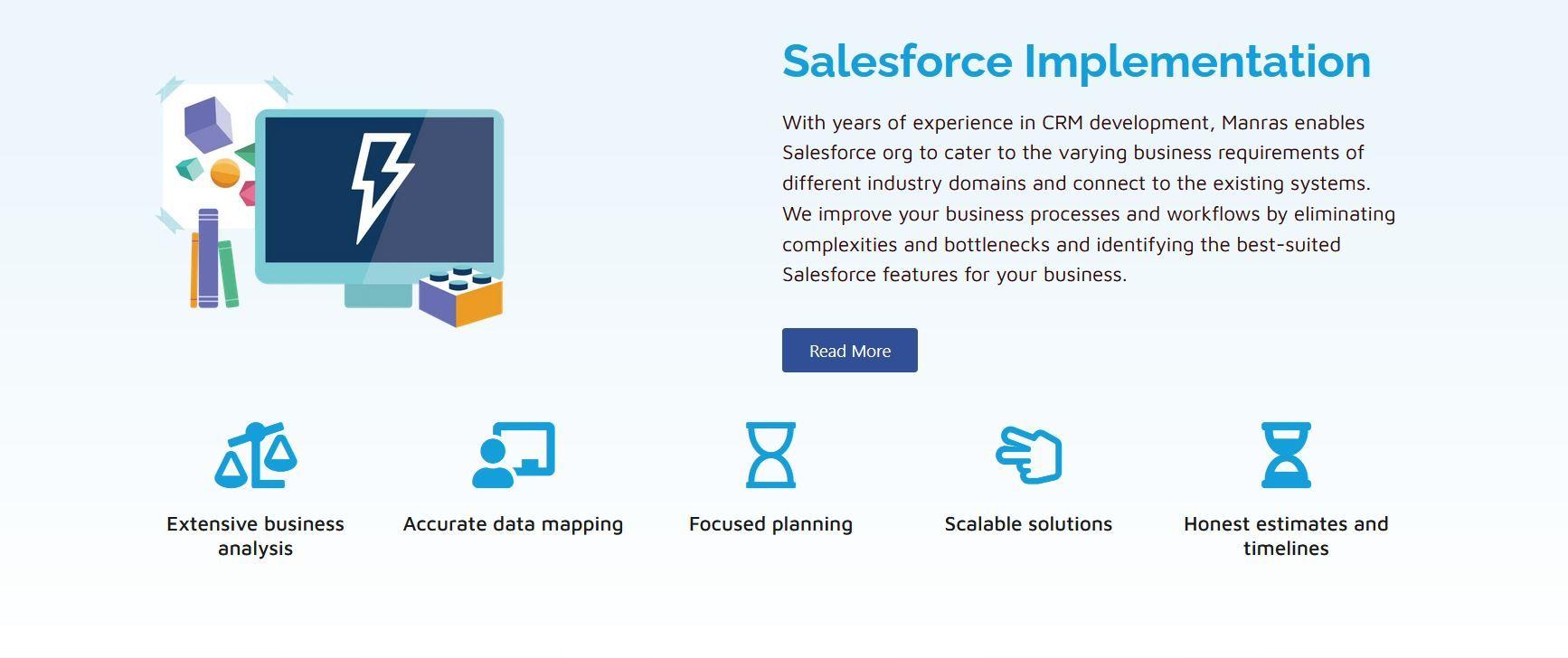 Salesforce Implementation in 2020 Salesforce, Business