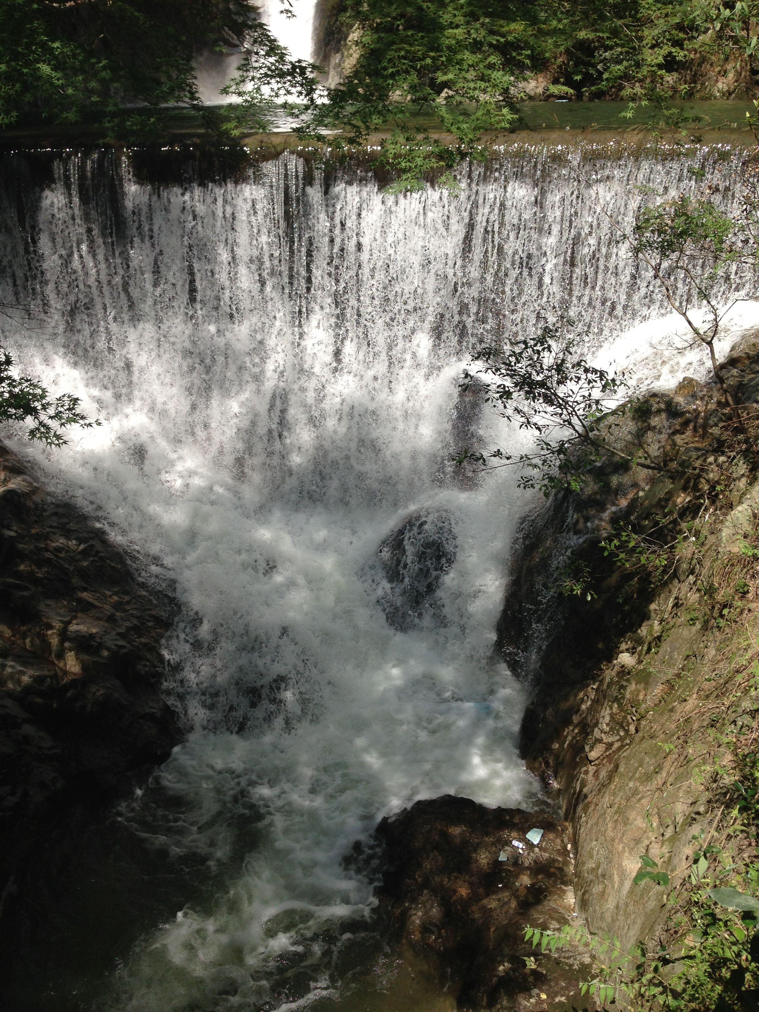 Nunobiki Waterfall, Shin Kobe, Japan