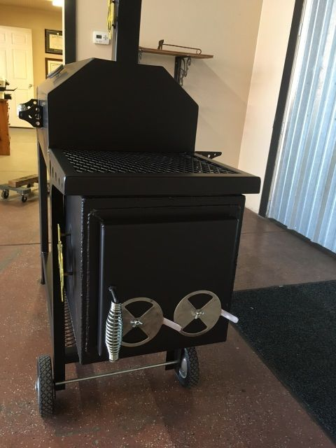 "Fire Ring and Grill, Adjustable Grill, Tailgater Grill, Tailgate Grill, Tailgater Charcoal Grill, 30"" Charcoal Grill, Fire Pit and Grill, Portable BBQ Grill, BBQ Grill, BBQ , You-Weld-It"