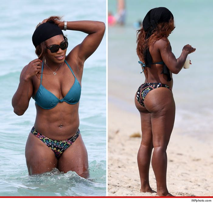 Pictures Of Serena Williams Ass