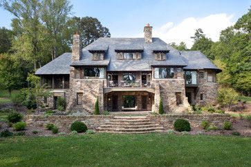 Equestrian Lifestyle - traditional - exterior - charlotte - Kate Jackson Design