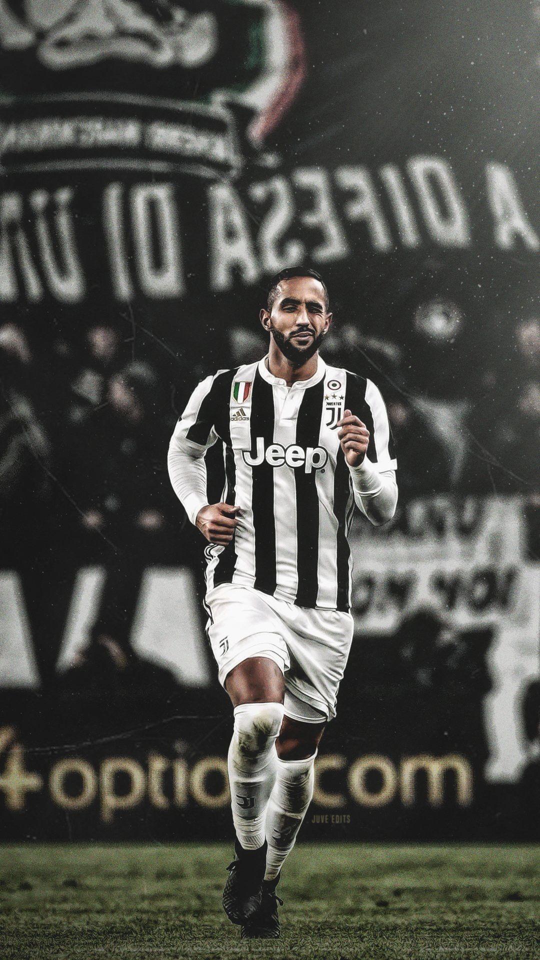 Camiseta Juventus MEDHI BENATIA