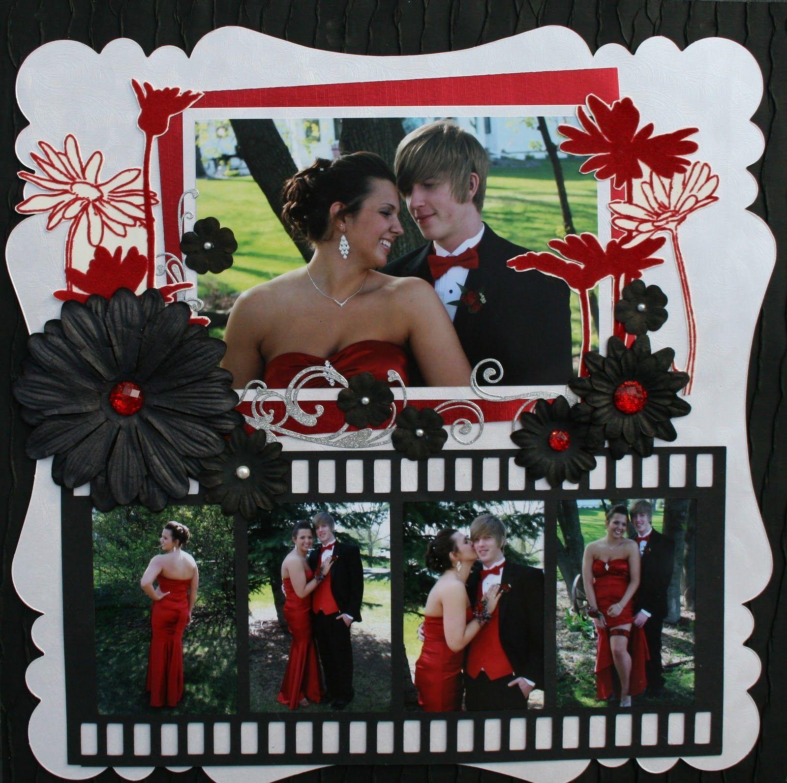 Scrapbook ideas high school - Wedding Scrapbook Layouts Scrapbooking Layouts Graduation Scrapbook Prom Scrapbook Layouts High Schools Homecoming Scrapbook Pages Prom Scrapbook Ideas