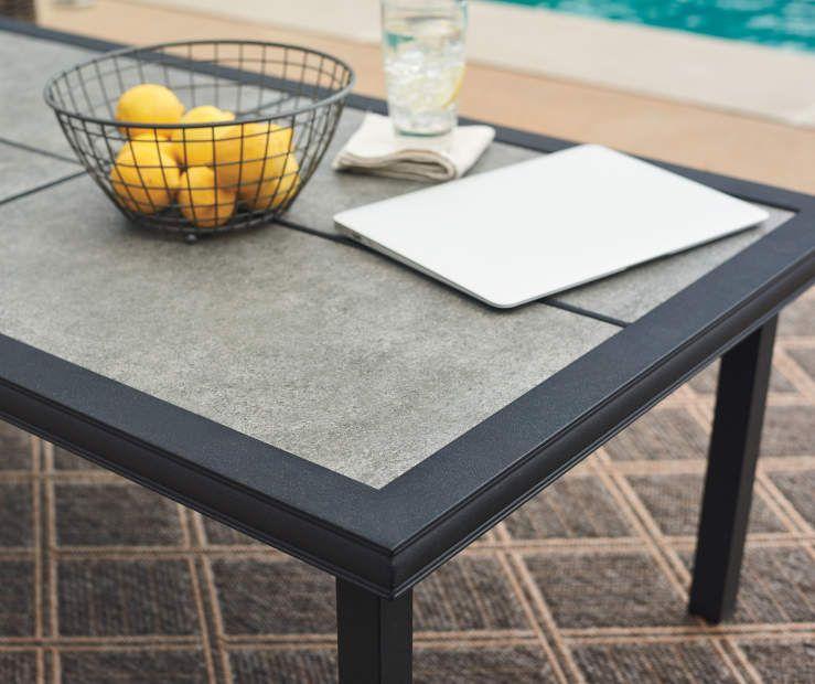 Best Wilson Fisher Shadow Creek Tile Top Coffee Table Tile 400 x 300