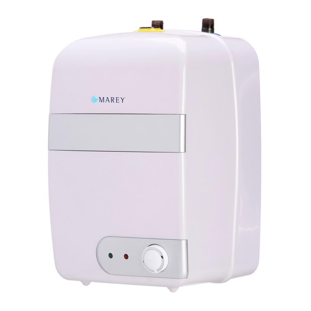 Marey 2 5 Gal Point Of Use Residential 110 120v Etl Certified Residential Point Of Use Electric Mini Tank Water Heat Electric Water Heater Water Heater Heater