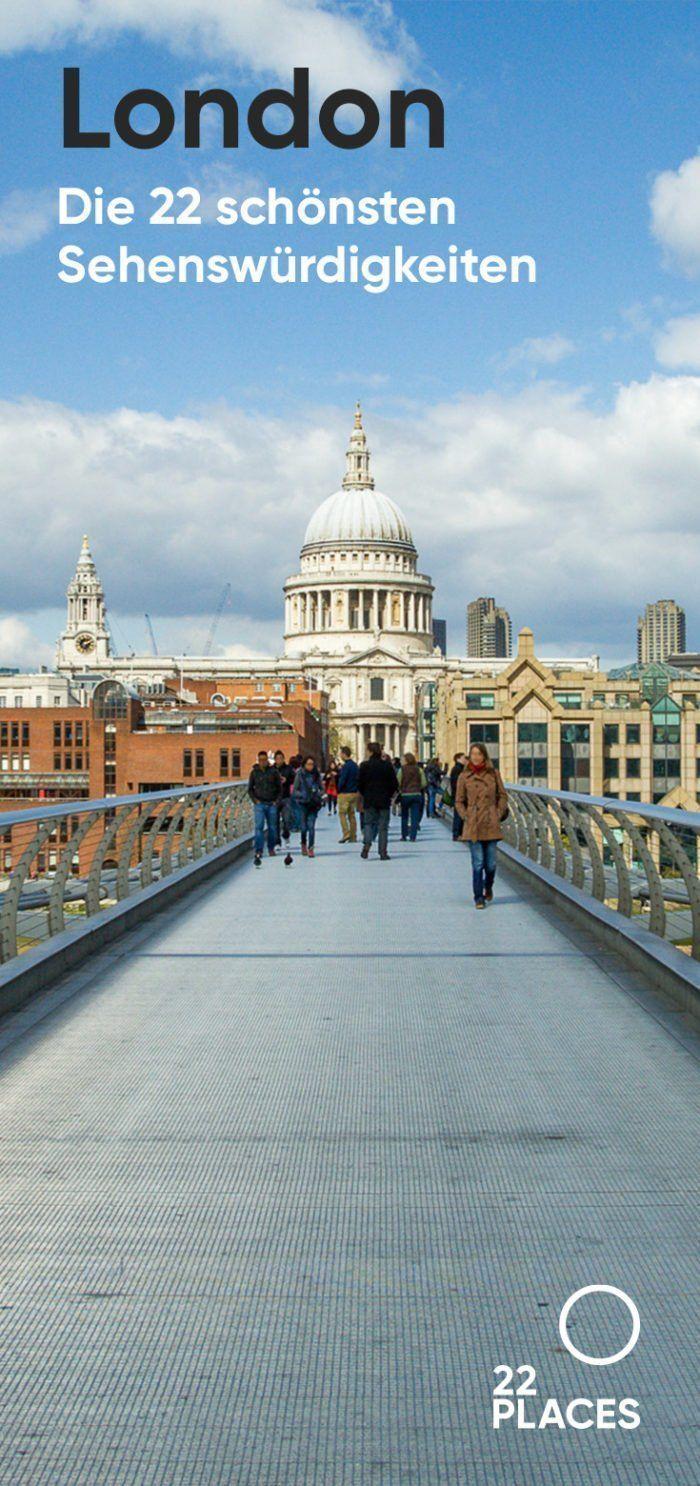 Die TOP 22 Sehenswürdigkeiten & Highlights in London#die