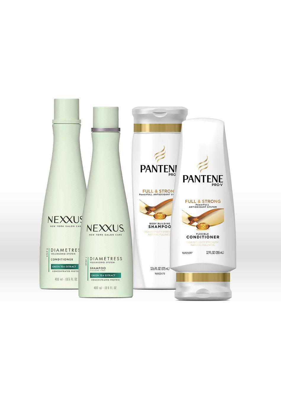 Best Shampoo for Straight Hair Nexxus New York Salon