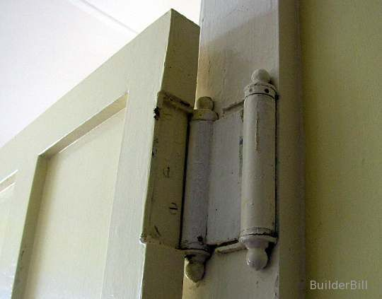 Double Hinged Doors : Double acting hinge doors and hardware pinterest