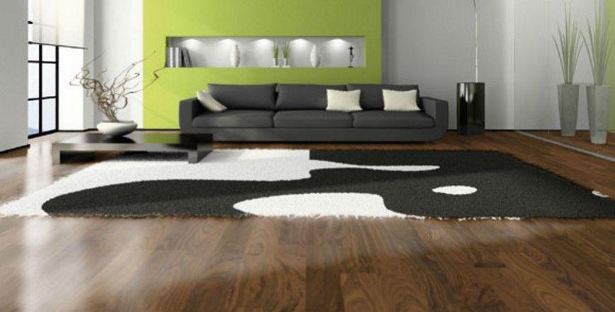 Wohnzimmer Mit Grne Wand Farbmodelle Und Wandnischen Sehr Stilvoll Satz Ikea Sofa Beispiele