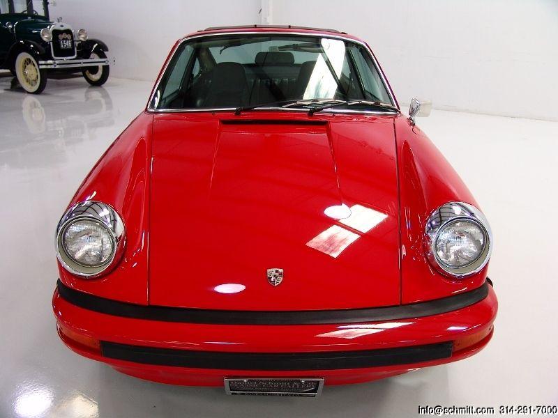 DANIEL SCHMITT & CO CLASSIC CAR GALLERY PRESENTS: 1975 PORSCHE 911S COUPE