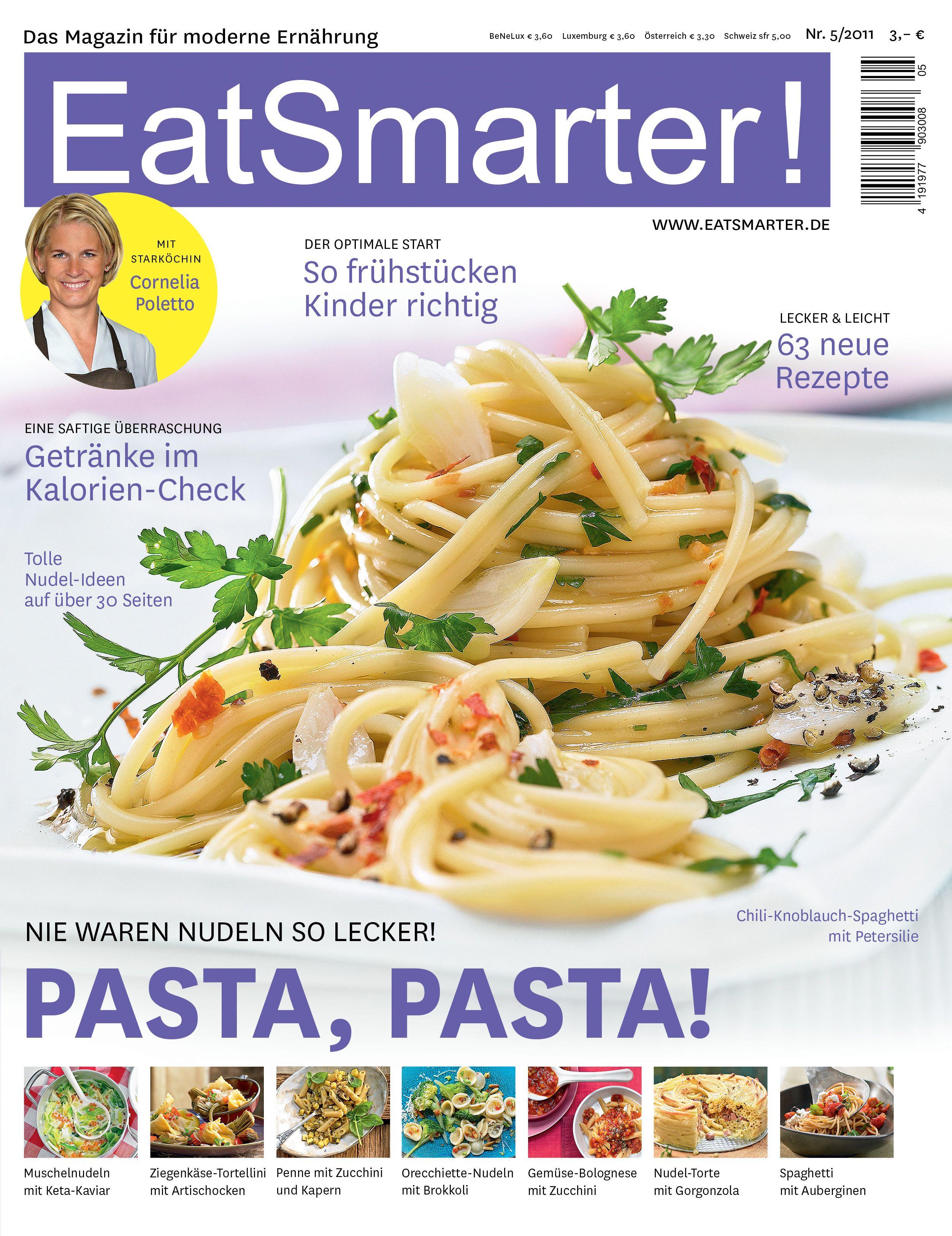 Ausgabe #5 - 2011 | eatsmarter.de