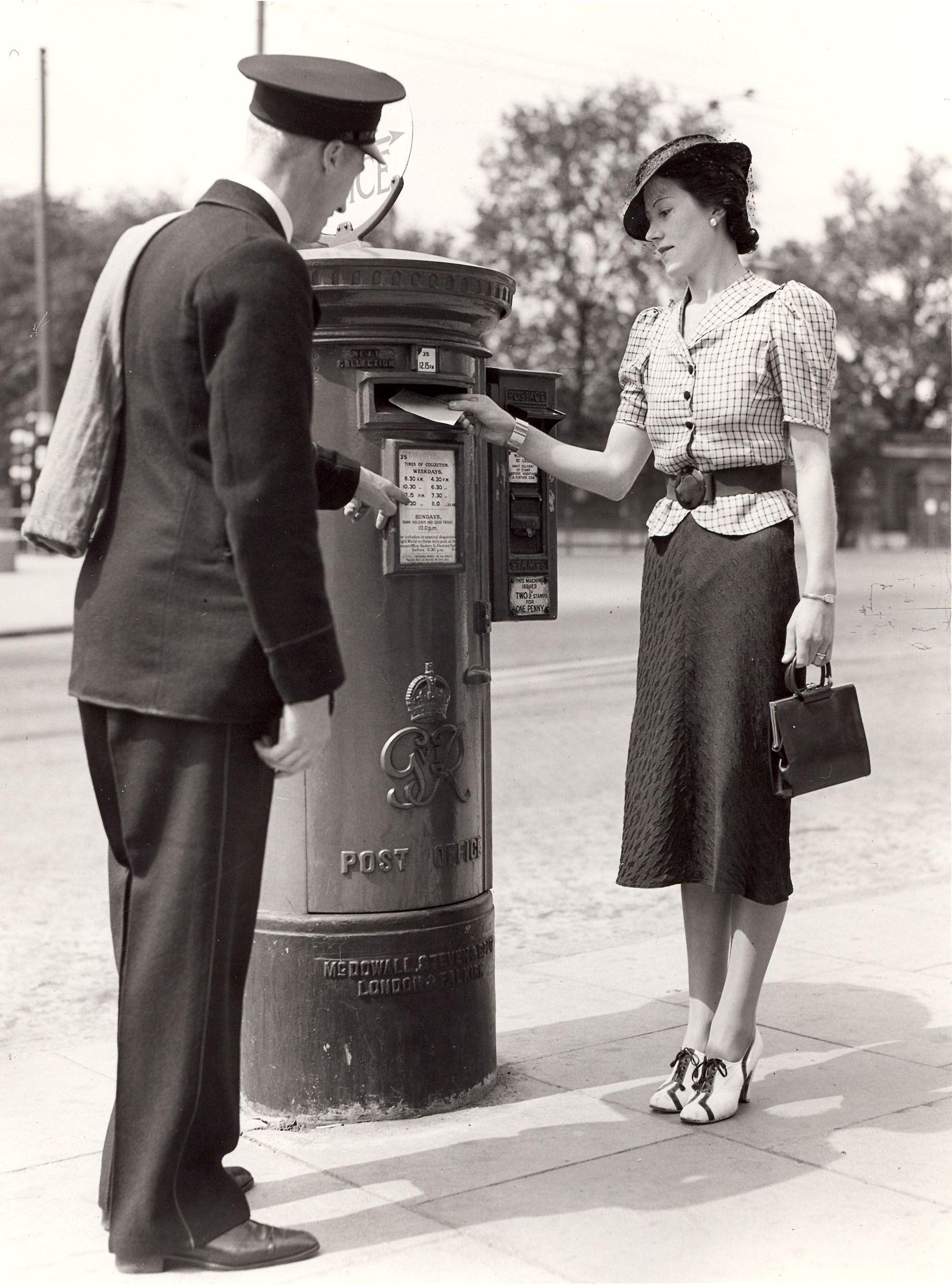 1e04b199ca433f Wait A Minute Mr Postman - Miss Patina Extended Christmas Returns ...