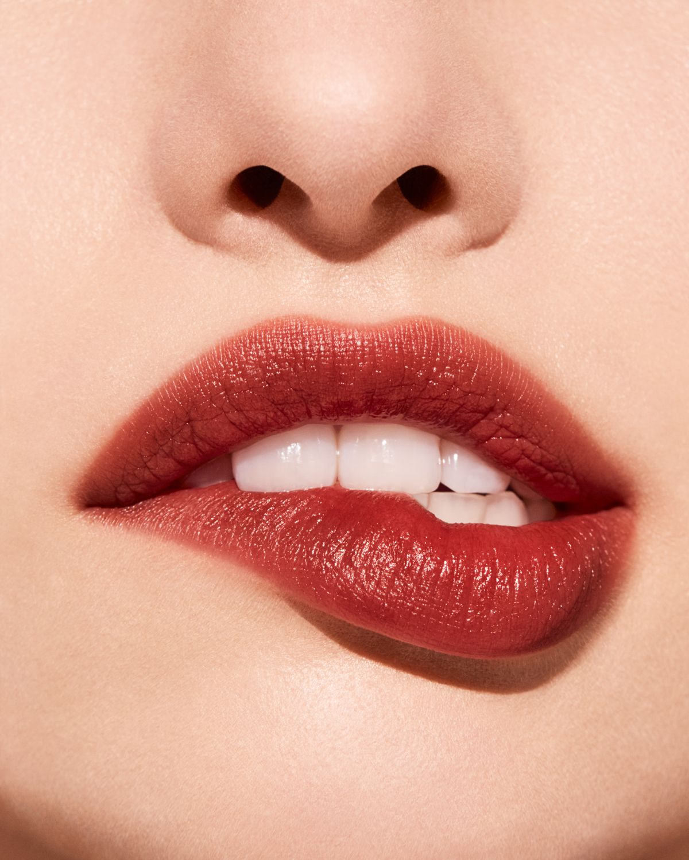 Crushed Lip Color Lip Colors Girls Lips Lip Biting