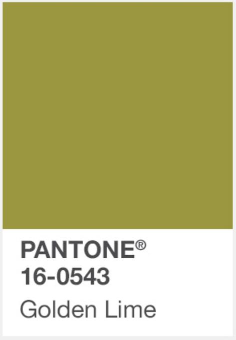 Pantone Golden Lime Colour Inspiration Http Www Administrie
