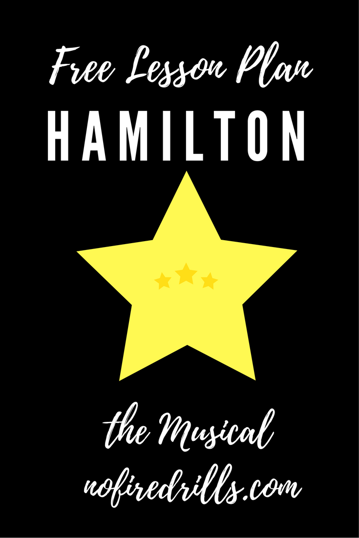 Teach Hamilton the Musical In the Classroom Pinterest – Social Studies Lesson Plans For Elementary Students