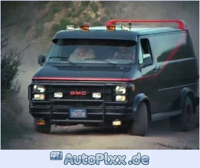 "1992 Chevrolet G Series G20 Camshaft: 1983 GMC Vandura G-1500 ""A-Team Bild - Auto Pixx"