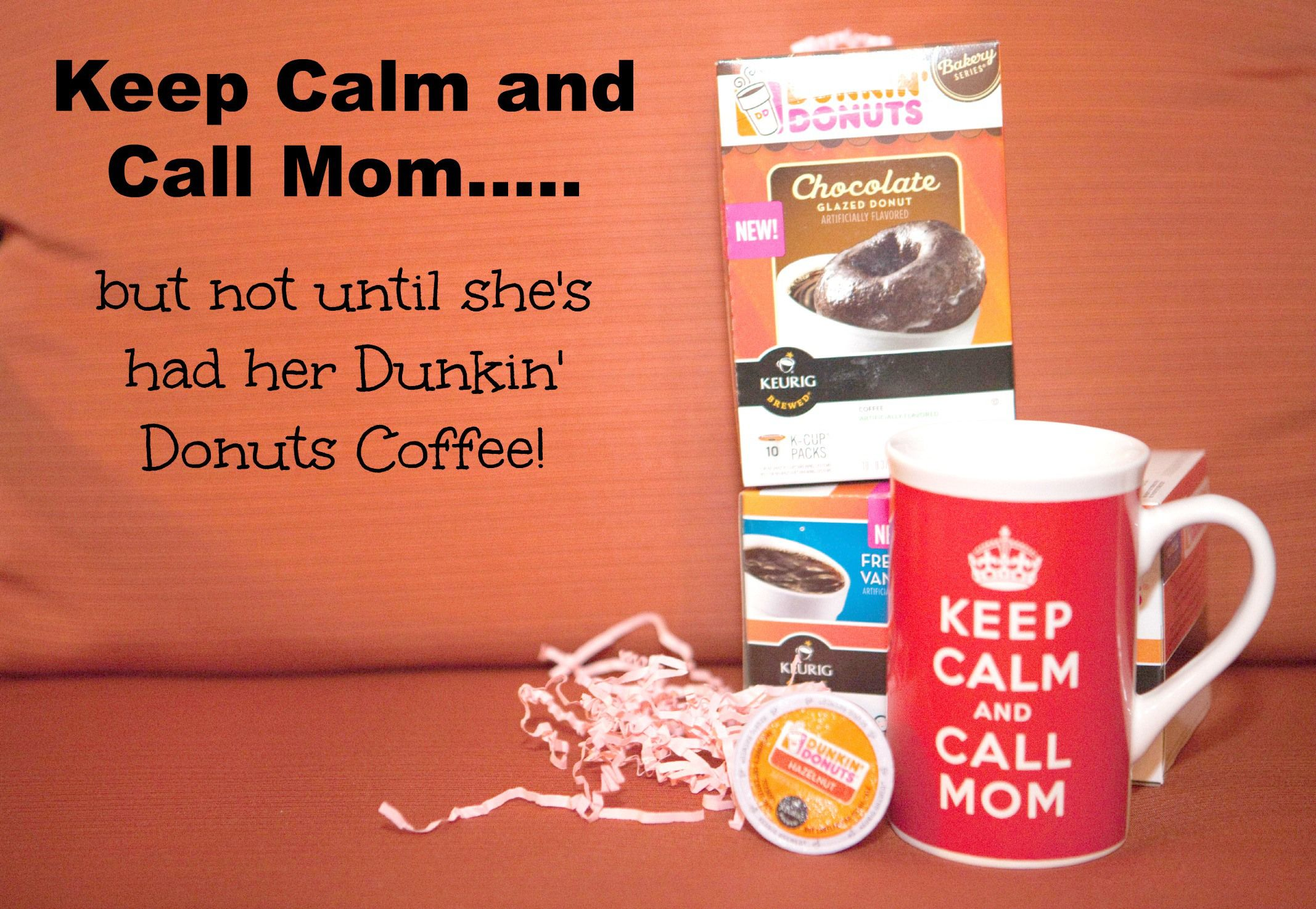 Did you know that you can get Dunkin' Donuts® Coffee In